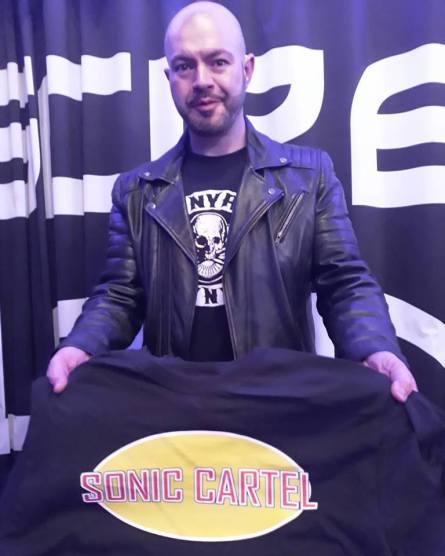 Sonic Cartel merchandise