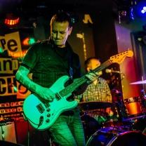 Steve Catt, lead guitar, Sonic Cartel, rock band, original new music